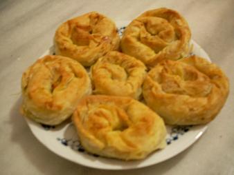 Gül böreği Gül Böreği Tarifi